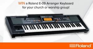 Roland Competition- gospel corner online