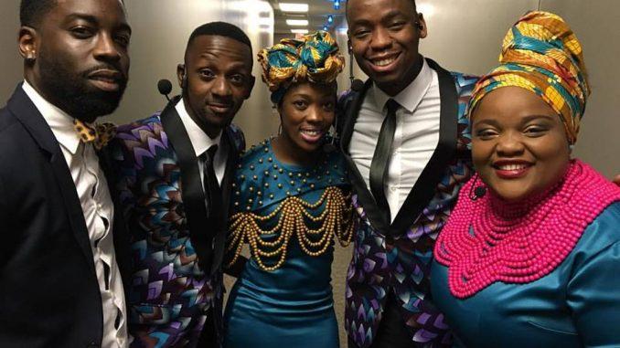 Joyous Celebration Dazzle in Dallas - Gospel Corner Online