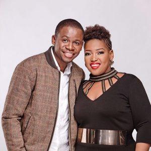 Nqubeko and Ntokozo Mbatha