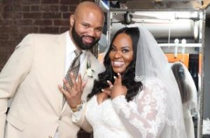 Tasha Cobbs and Husband Leonard