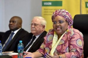 CRL chairperson Thoko