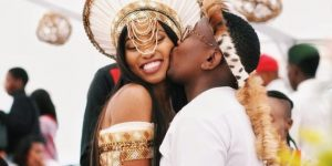 Khaya and Ntando Mthethwa