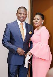 Bushiri and Marry his wife