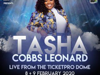 Tasha Cobbs at The Dome Postponed