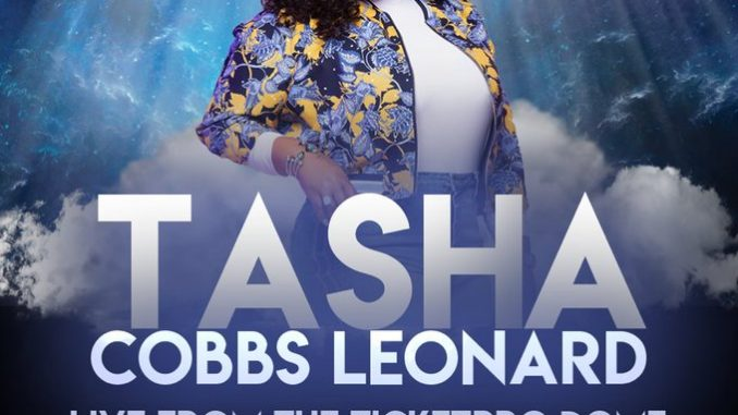 Tasha Cobbs at The Dome Postponed