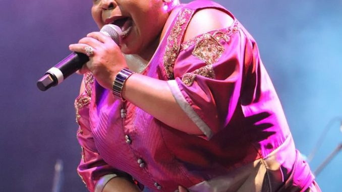 Rebecca Malope Andingendwa Musical Performing in 2020