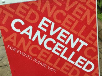 Gospel Events Shows Cancelled
