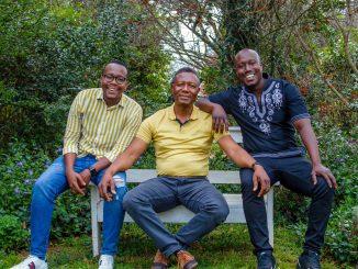 Khaya, Bhekithemba and Mnqobi Mthethwa
