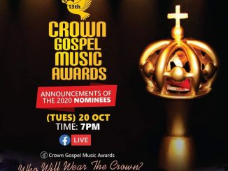 2020 Crown Gospel Music Awards Nominees